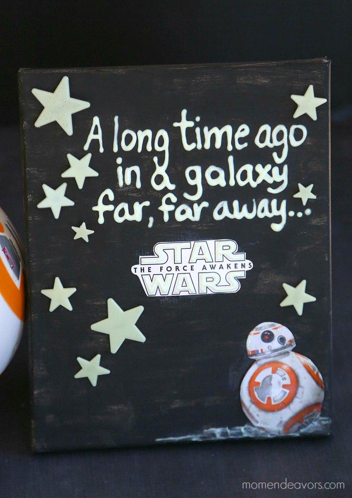 BB-8 Canvas