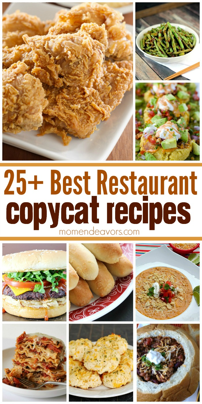 25 Best Ideas About Mac Makeup Artists On Pinterest: 25+ Best Restaurant Copycat Recipes