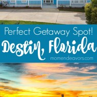 Weekend Getaway in Destin, Florida