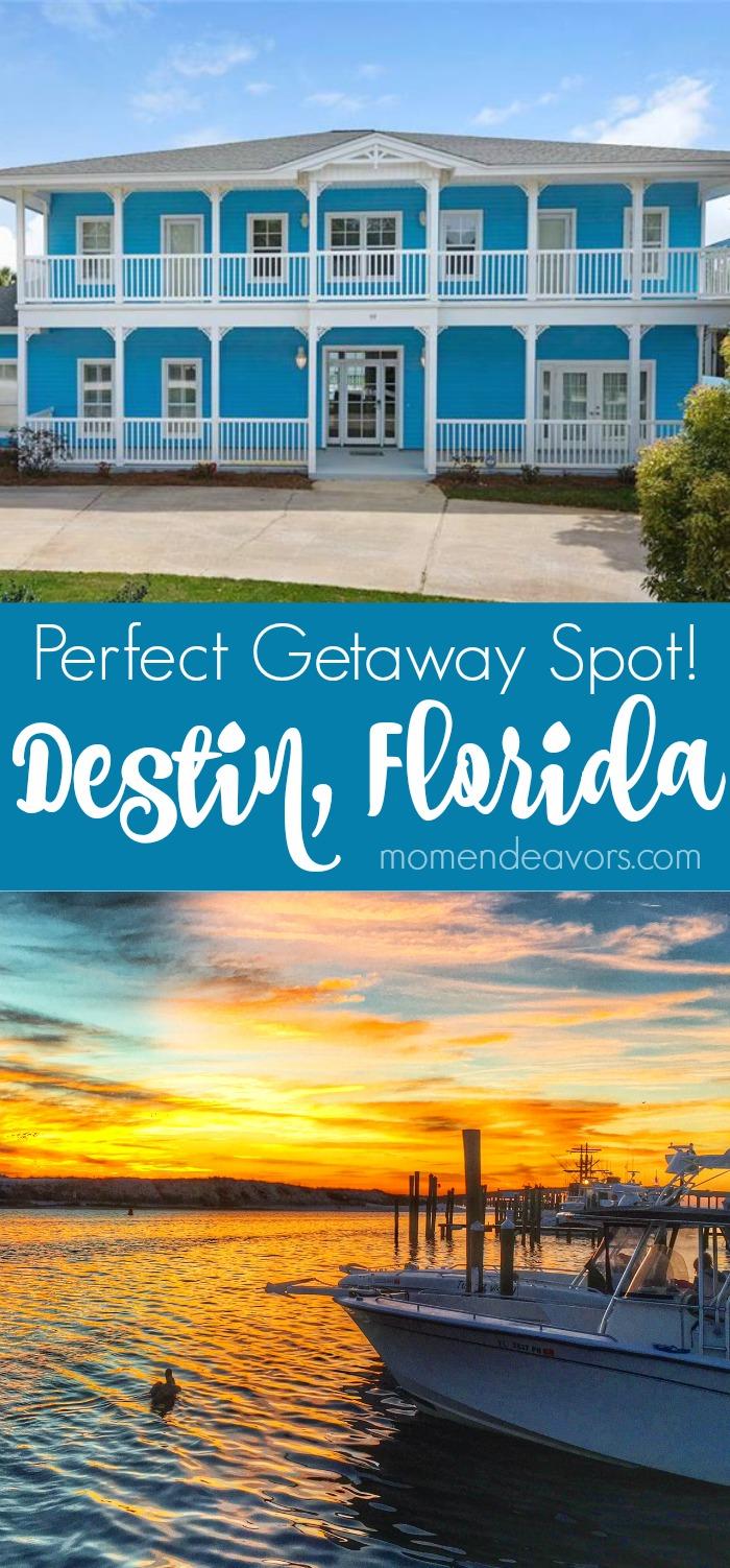 Destin Florida Getaway