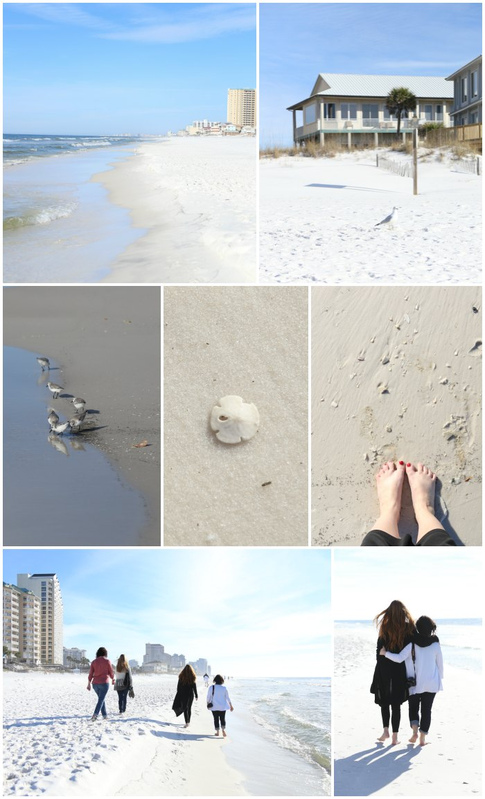 Destin, Florida beach