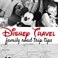 Disney Vacation – Family Road Trip Tips