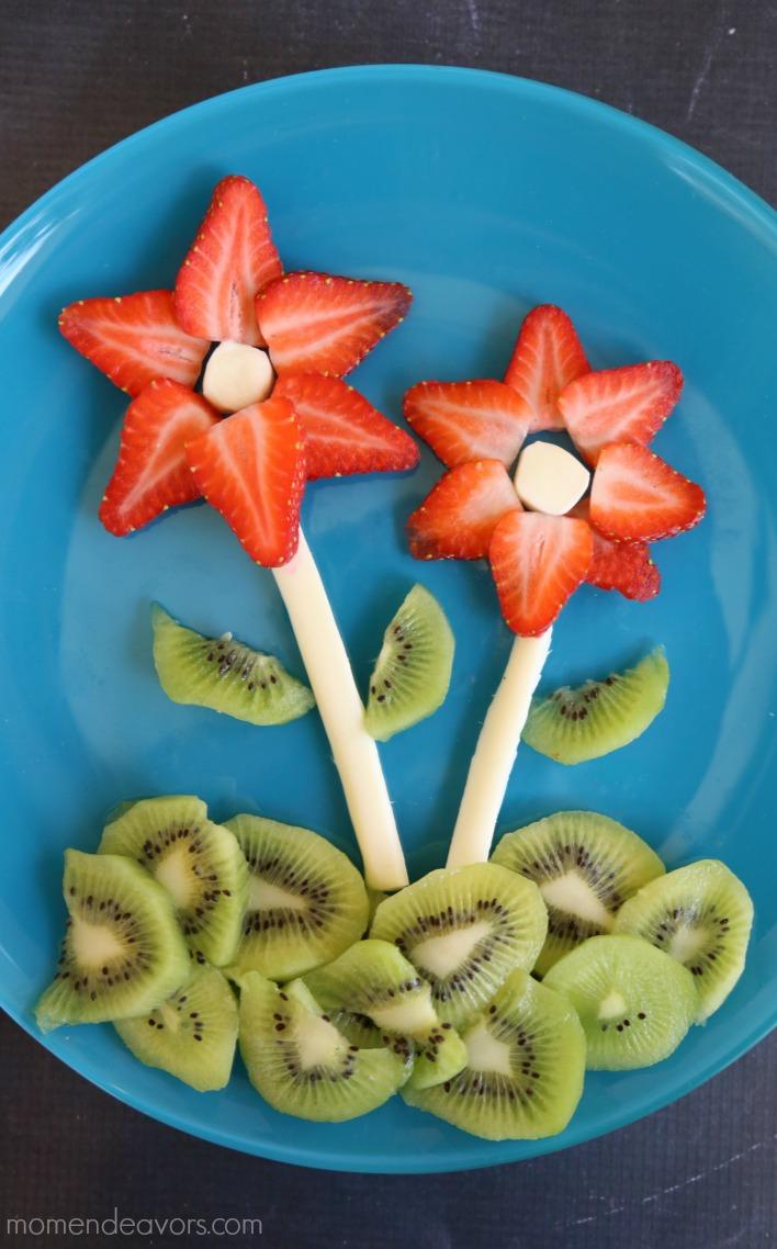 Cute Kid Snacks - Staycation Fun Food Ideas