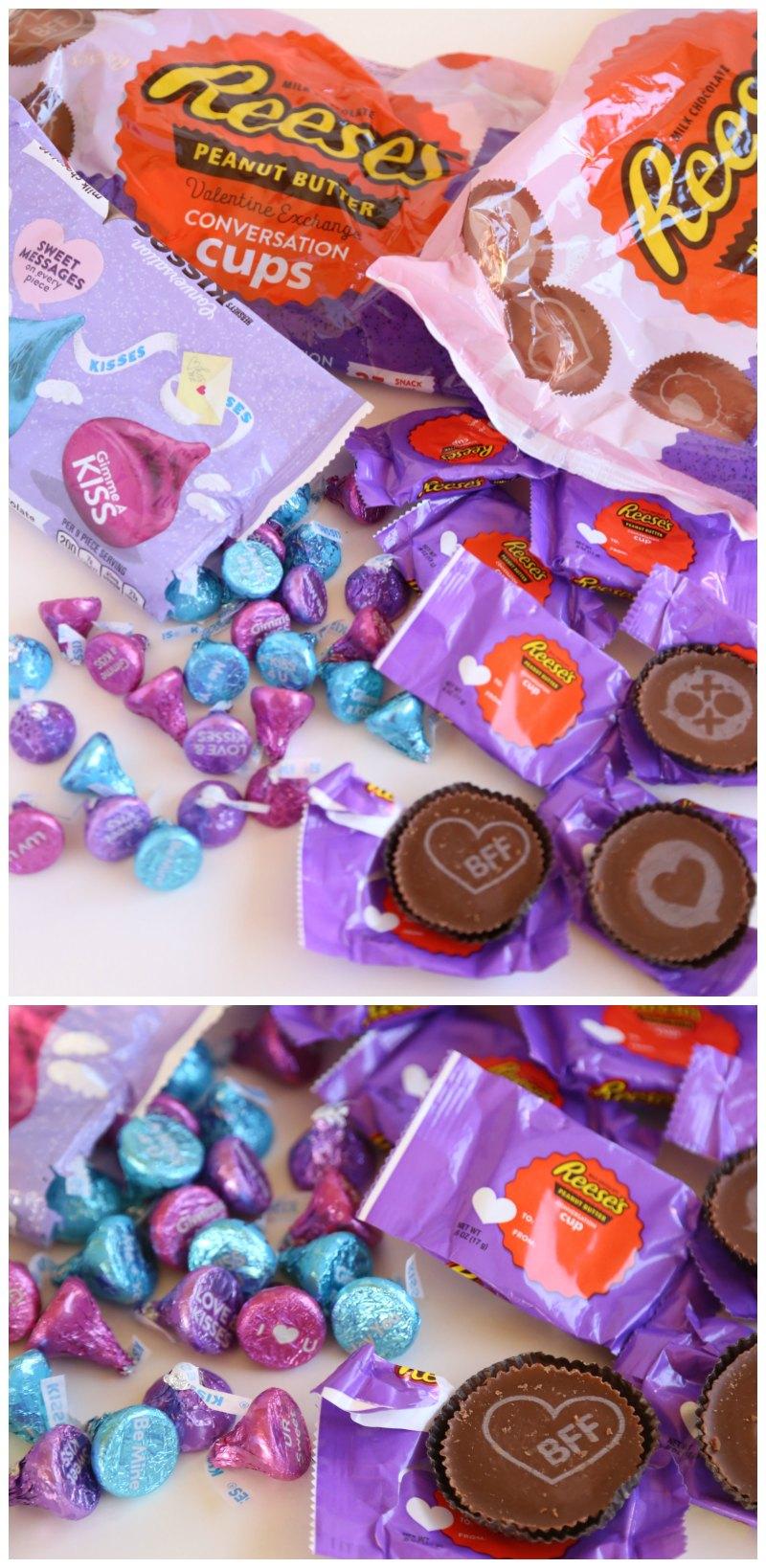Hershey's Conversation candies