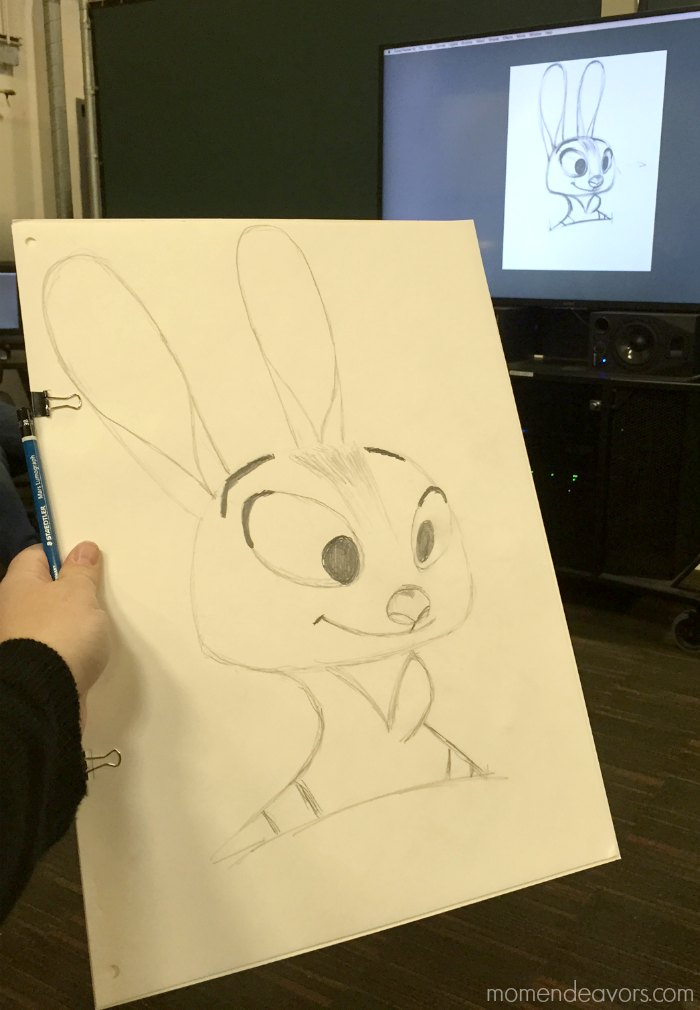 Judy Hopps Animation