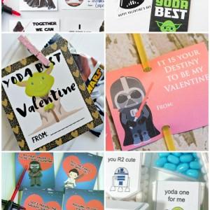 15 Free Printable Star Wars Valentines