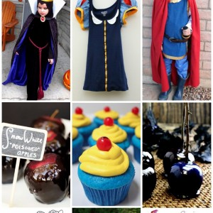 Snow White Activities, Crafts & Recipes