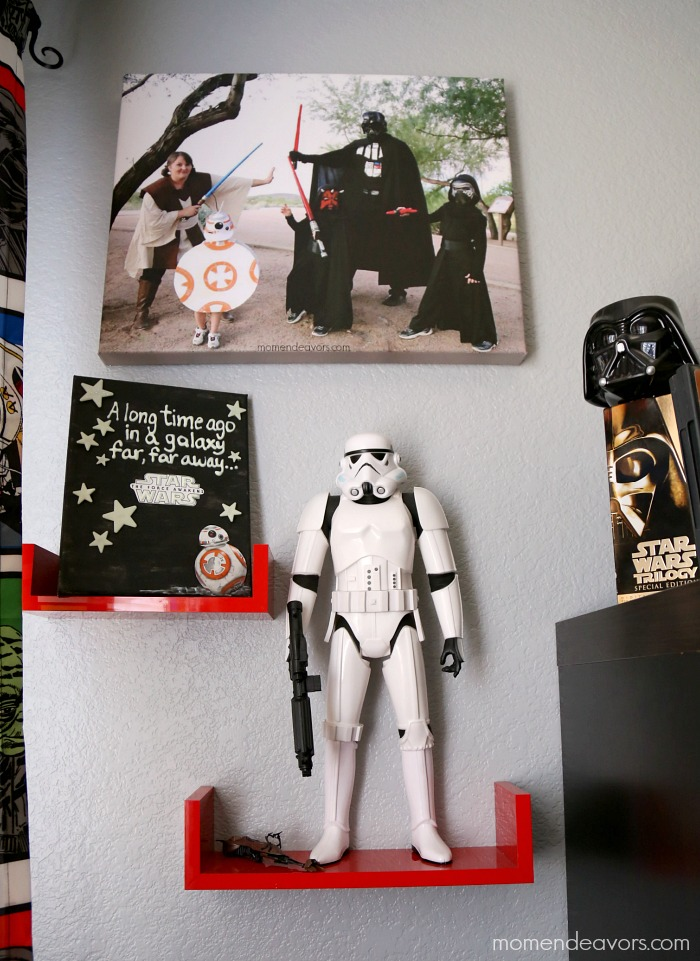 Star Wars Room Art