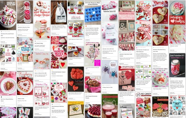 Valentines Day Pinterest Boards