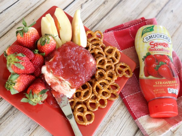 Smuckers Strawberry Cheese Dip