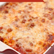 Cheesy Baked Ziti Recipe