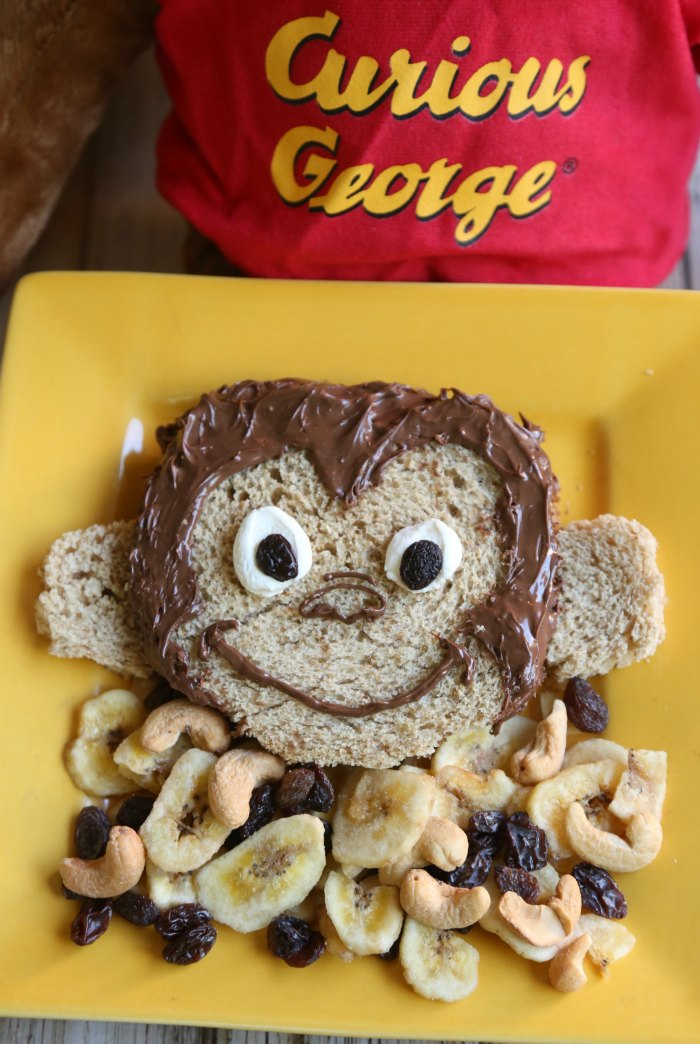 Curious George Food Idea