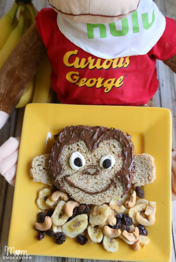 Curious George Lunch