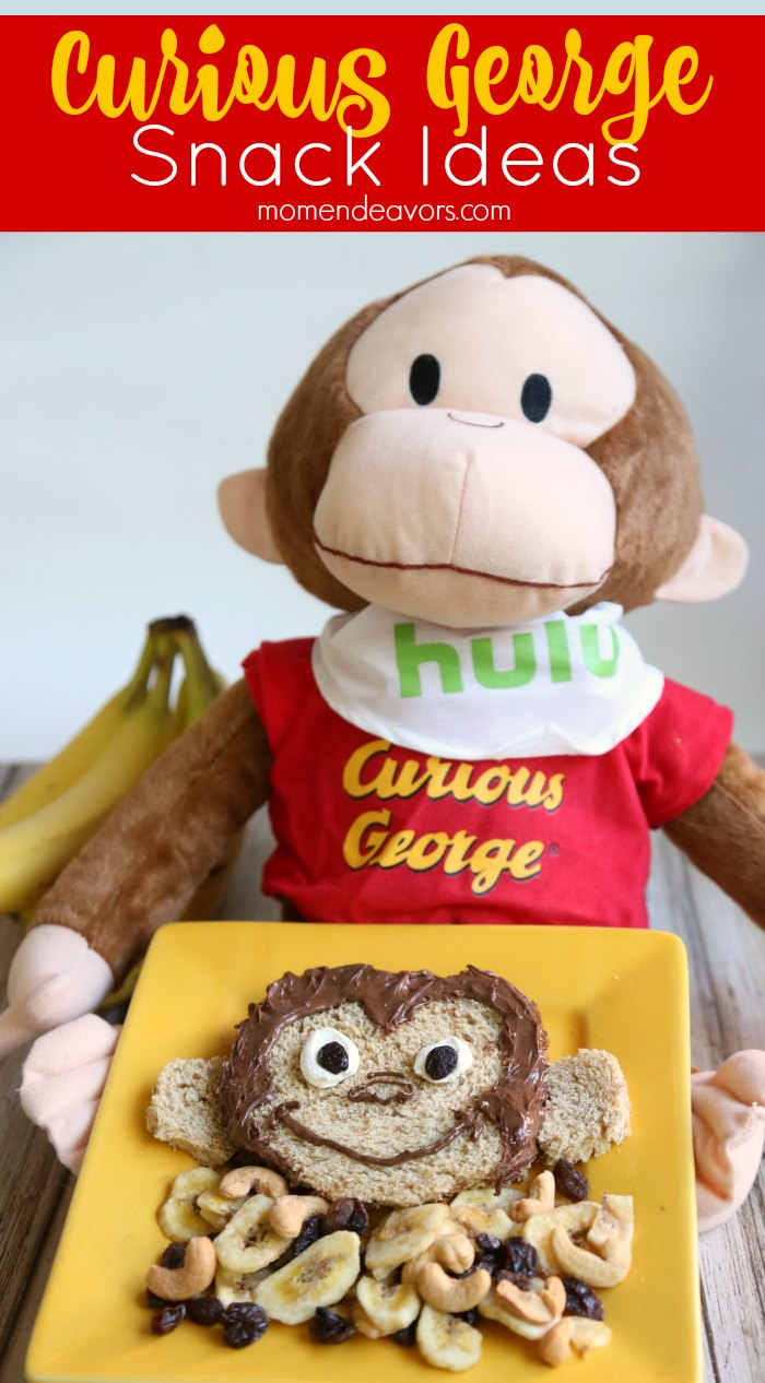 Curious George Snack Ideas
