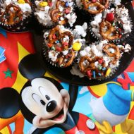 Mickey Mouse Munch Snack Mix