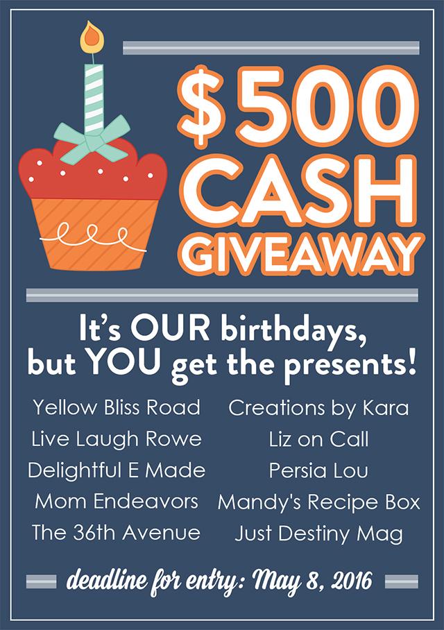 500-May-Birthday-Giveaway