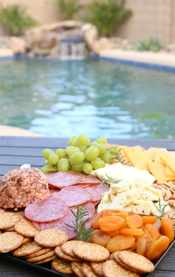 Cheese board ideas for easy entertaining for Summer food party ideas