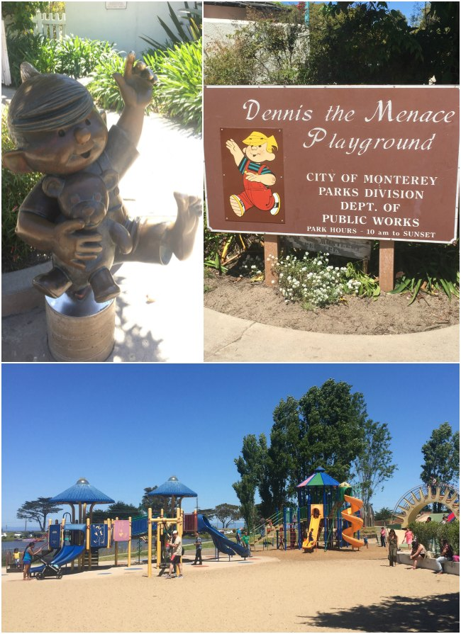 Dennis the Menance Playground
