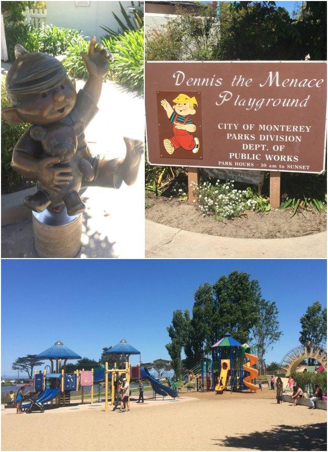 Dennis the Menance Playground