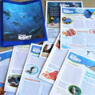 Disney-Pixar Finding Dory Printable Educational Activity Packet