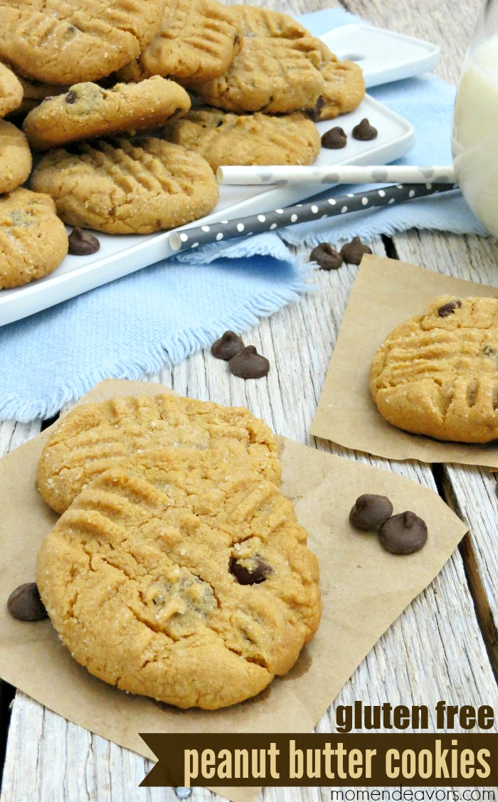 Wheat-Free Butter Cookies Recipe — Dishmaps