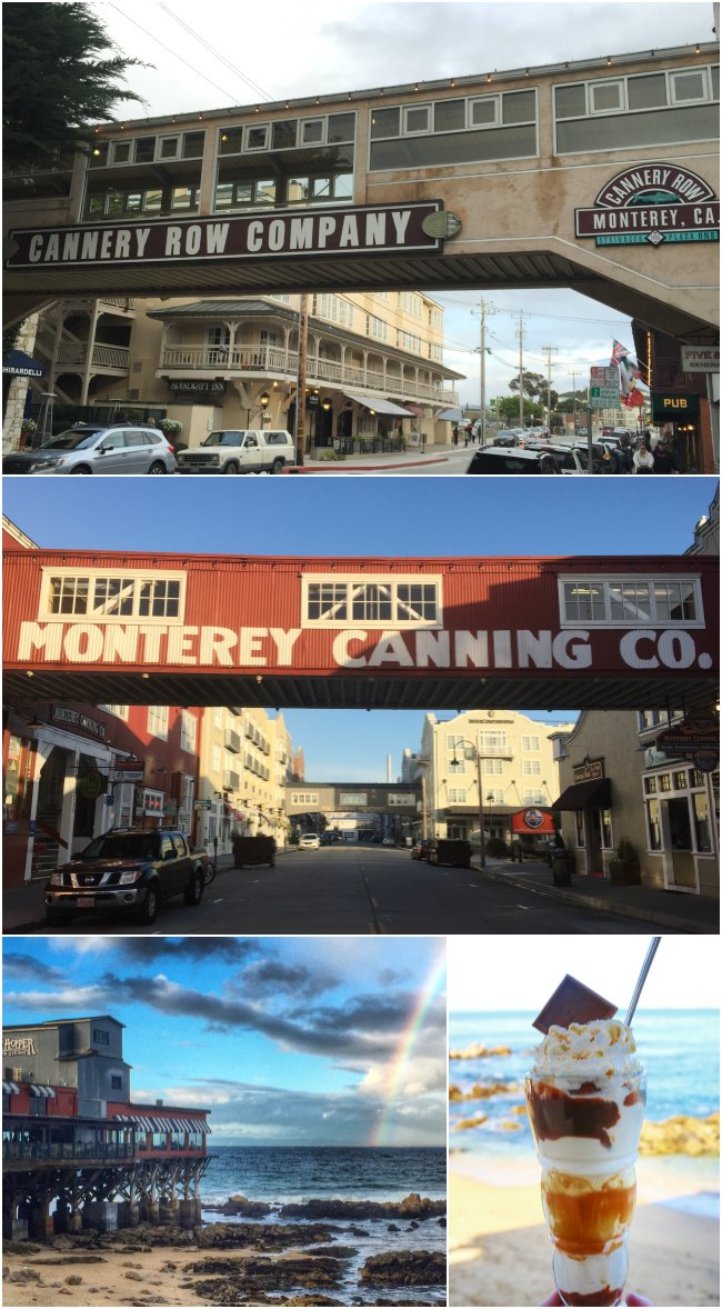 Monterey's Cannery Row