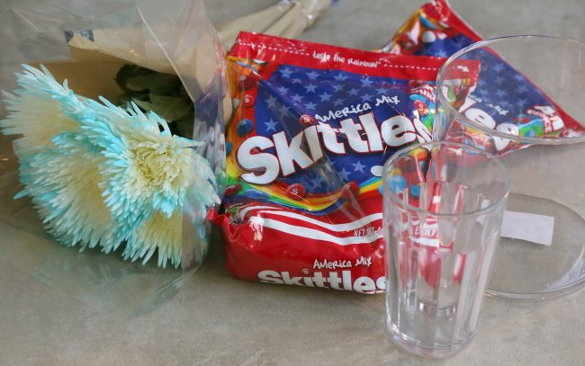 Patriotic Centerpiece Materials