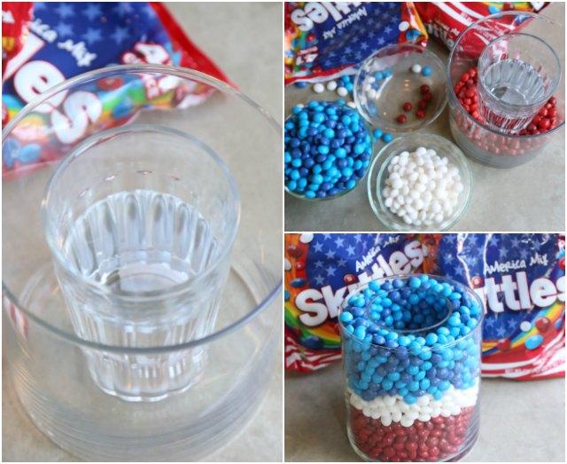 Skittles centerpiece