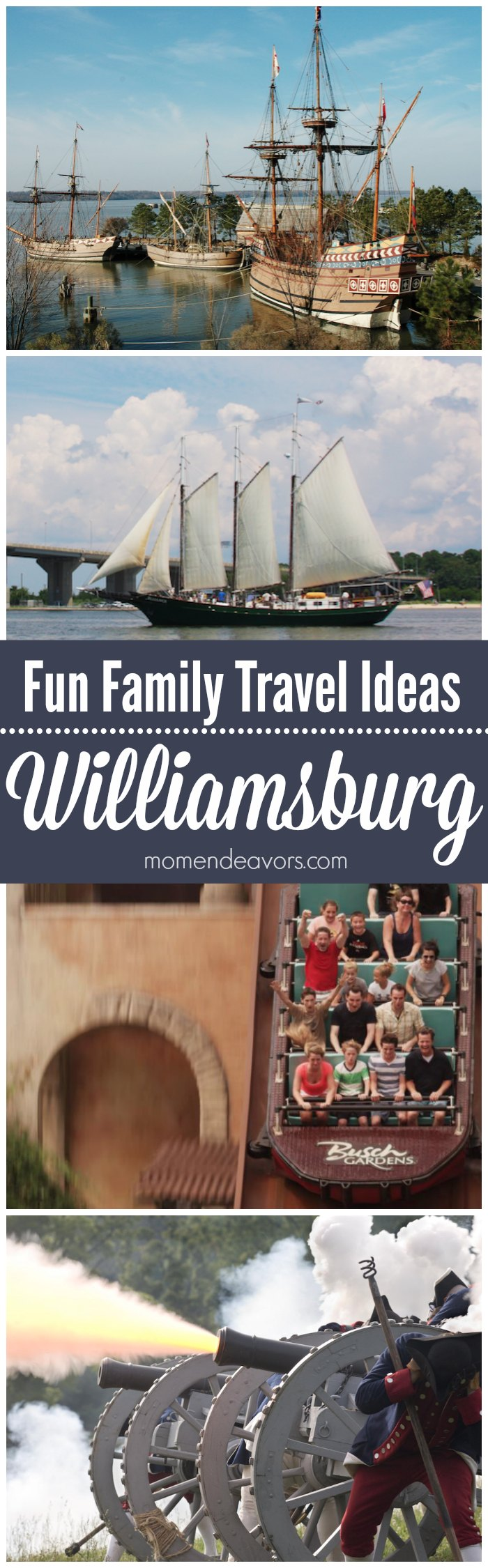Williamsburg Fun Family Travel Ideas