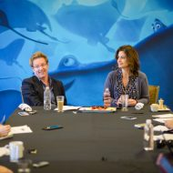 Finding Dory Interview with Director Andrew Stanton and Producer Lindsey Collins