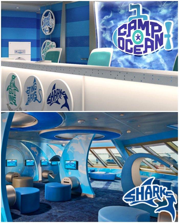 Carnival Cruise Camp Ocean