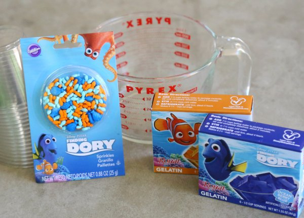 Finding Dory Baking Goods