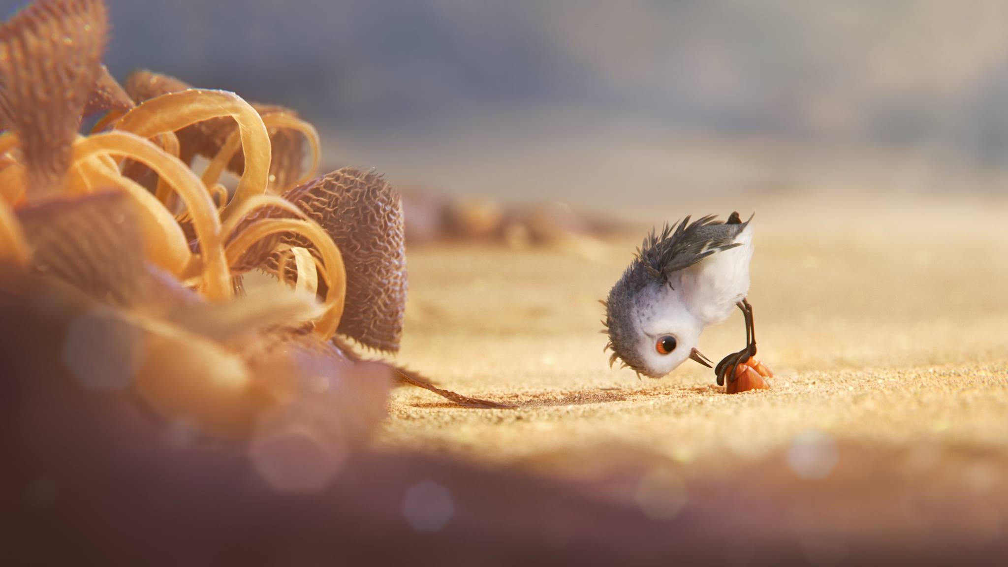 PIPER Pixar Short