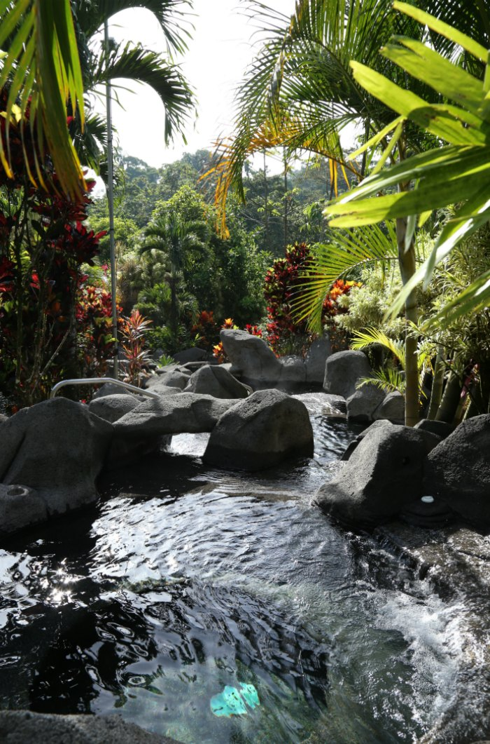 Thermal Hotsprings Arenal