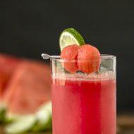 Watermelon Limeade – Batido de Sandía