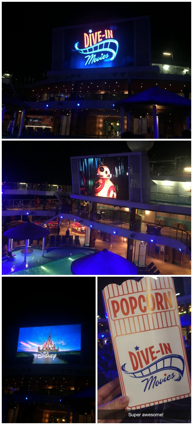 Carnival Dive-In Movies