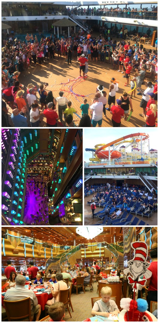 Carnival The FUN Ship