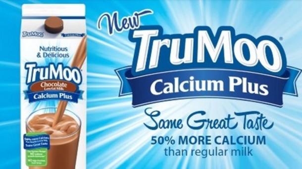 TruMoo Calcium Plus Milk