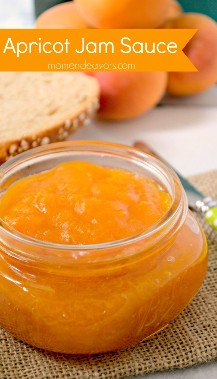 Apricot Jam Sauce