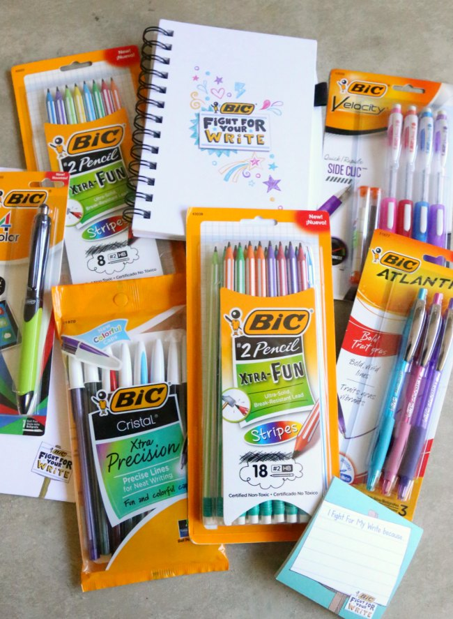 BIC School Supplies