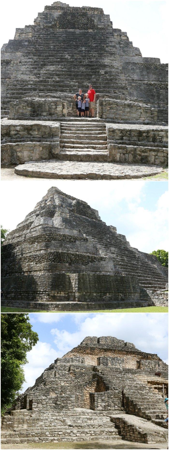 Chacchoben Mayan Site