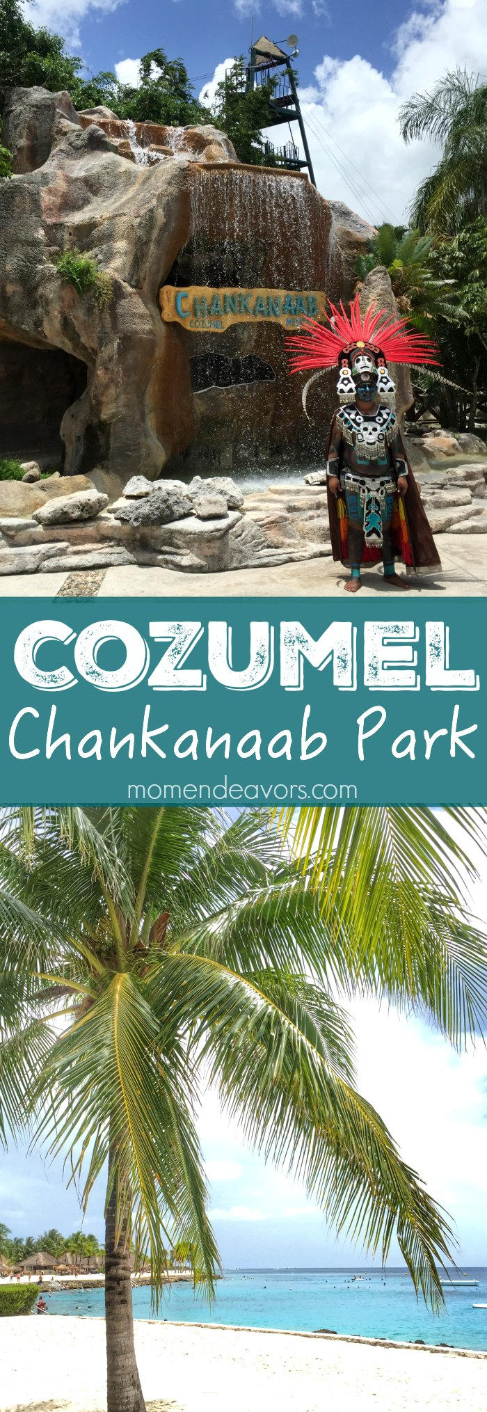 Cozumel's Chankanaab Beach Adventure Park