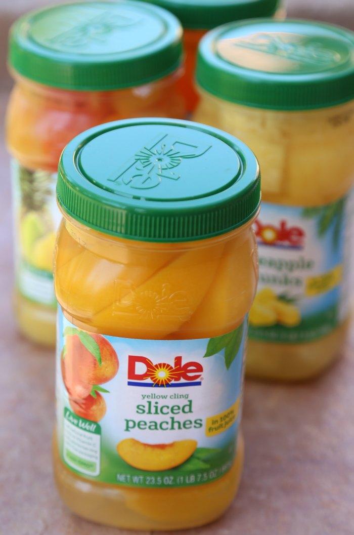 DOLE Jarred Fruits