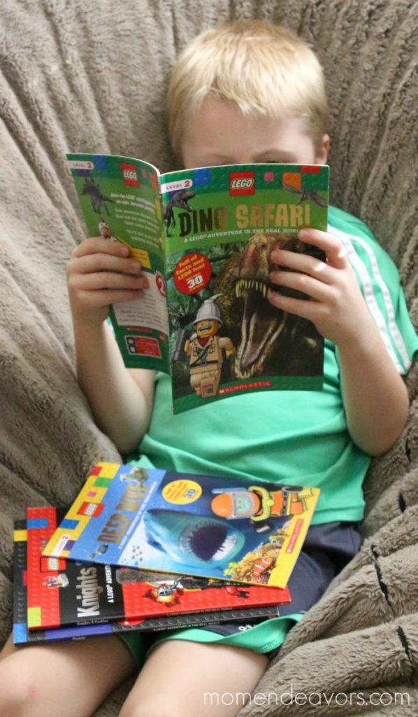 LEGO Elementary Reading