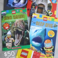 Make Learning Fun with LEGO {GIVEAWAY!!}