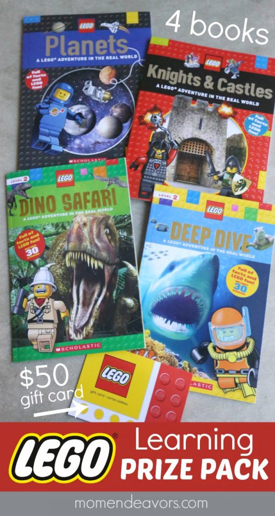 LEGO Learning Prize Pack Giveaway