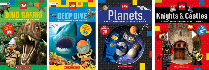 Lego-Nonfiction-Series