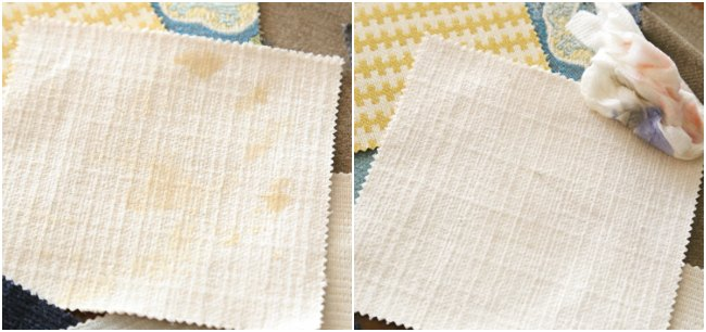 iclean fabric stain resistant