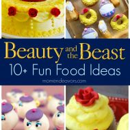 Beauty & the Beast Fun Food Recipes