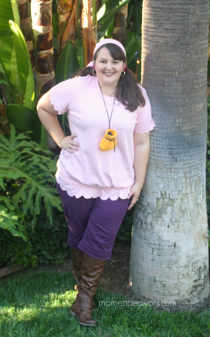 DIY Izzy Jake & the Never Land Pirates Costume Adult